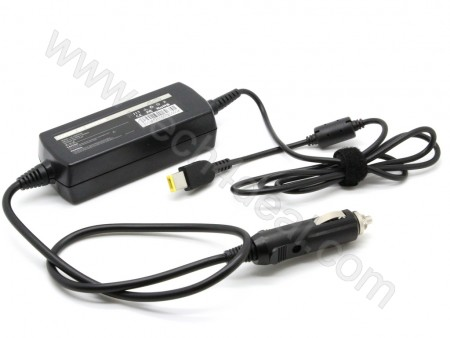 Lenovo 20V 4.5A 90W Rectangular with Pin Replacement Laptop DC Adapter / Car Charger