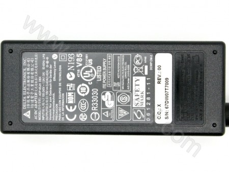 Acer 19V 3.42A 65W 5.5*1.5mm Delta AC Adapter