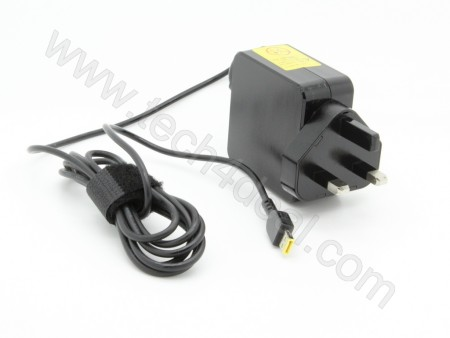Lenovo 12V 3A 35W Rectangular with Pin Replacement AC Adapter