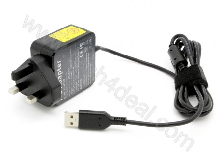 Lenovo 20V 2A 40W Replacement Laptop AC Adapter
