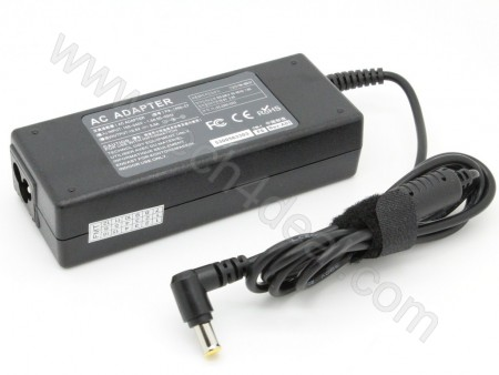 SONY 19.5V 3.9A 75W 6.5*4.4mm with Pin Replacement Laptop AC Adapter