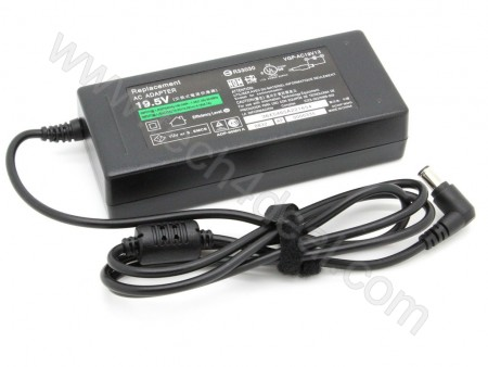 SONY 19.5V 4.7A 90W 6.5*4.4mm with Pin Replacement Laptop AC Adapter