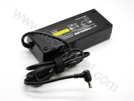 SONY 19.5V 6.15A 120W 6.5*4.4mm with Pin Replacement Laptop AC Adapter