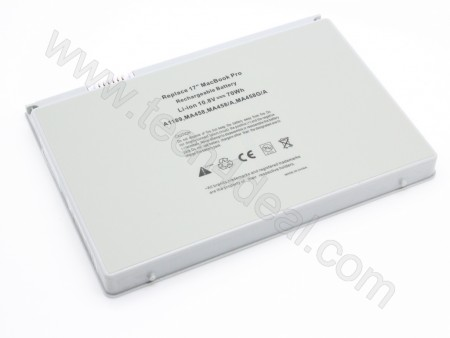 Apple MacBook Pro A1189 / A1151 10.8V 70Wh 9-Cell Replacement Laptop Battery