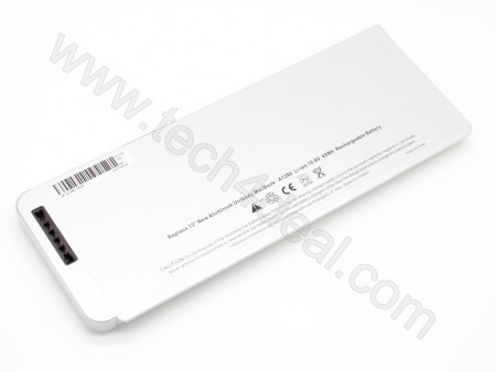 Apple MacBook Pro A1280 7.4V 45Wh 4-Cell Replacement Laptop Battery