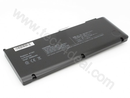 Apple MacBook Pro A1321 10.8V 5200mAh 6-Cell Replacement Laptop Battery