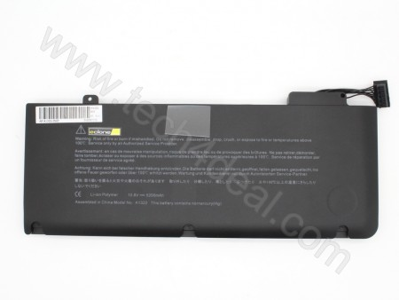 Apple MacBook Pro A1322 A1278 10.8V 52Wh 6-Cell Replacement Laptop Battery