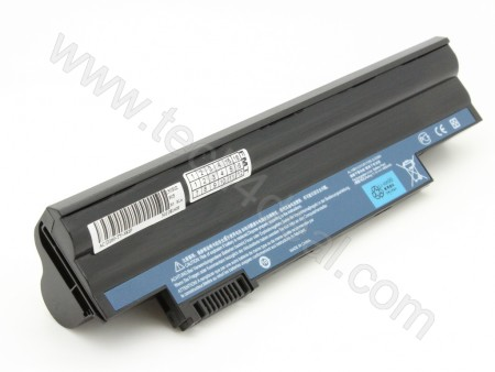 Acer Aspire One D255 D260 AOD255 AOD260 AL10A31 11.1V 4400mAh 6-Cell Replacement Laptop Battery