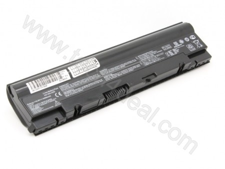 ASUS Eee PC 1025 R052 10.8V 4400mAh 6-Cell Black Replacement Laptop Battery