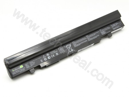 ASUS U56 U46 14.4V 4400mah 8-Cell Replacement Laptop Battery