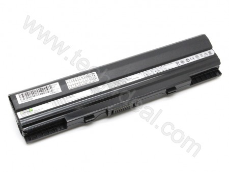 ASUS UL20 11.1V 4400mAh 6-Cell Replacement Laptop Battery