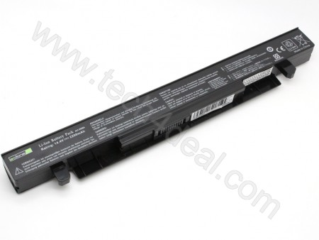 ASUS X550 14.4V 2200mAh 4-Cell Replacement Laptop Battery