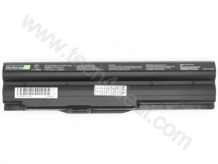 SONY BPS20 10.8V 4400mAh 6-Cell Black Replacement Laptop Battery