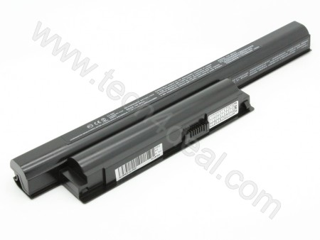 SONY BPS22 11.1V 4400mAh 48Wh 6-Cell Replacement Laptop Battery