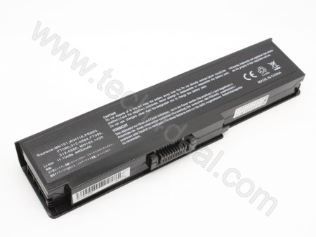 DELL Inspiron 1400 1420 6-Cell 11.1V 4400mAh Eclone Replacement Laptop Battery