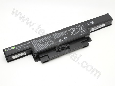 DELL 1450 11.1V 4400mAh 6-Cell Replacement Laptop Battery
