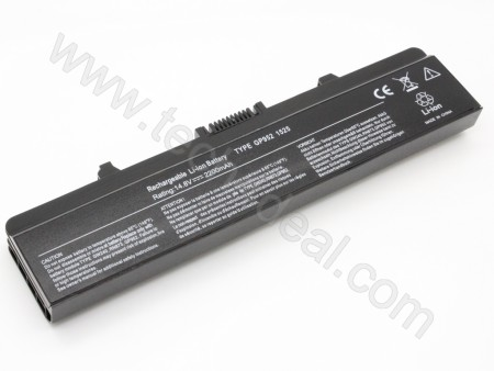 DELL Inspiron 1525 1526 1545 4-Cell 14.8V 2200mAh Replacement Laptop Battery