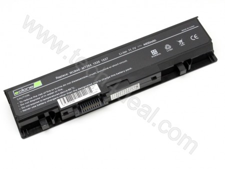 DELL 1535 11.1V 4400mAh 6-Cell Replacement Laptop Battery