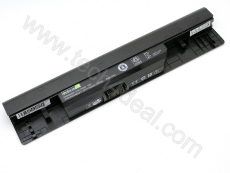 DELL 1564 11.1V 4400mAh 6-Cell Replacement Laptop Battery