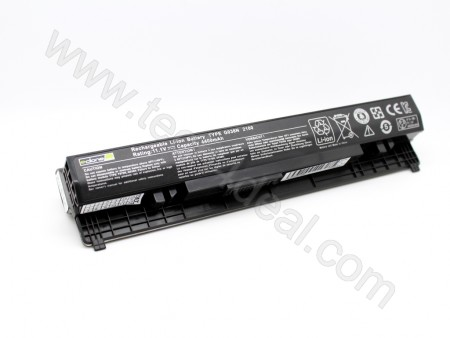 DELL LATITUDE 2100 6-Cell 11.1V 4400mAh Replacement Laptop Battery