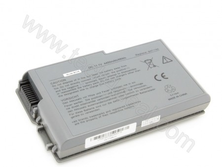 DELL Latitude D500 11.1V 4400mAh Laptop Battery