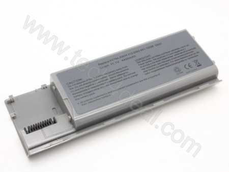 DELL Latitude D620 Precision M2300 6-Cell 11.1V 4400mAh Replacement Laptop Battery