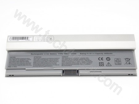 DELL Latitude E4200 Series 6-Cell 11.1V 4400mAh Replacement Laptop Battery