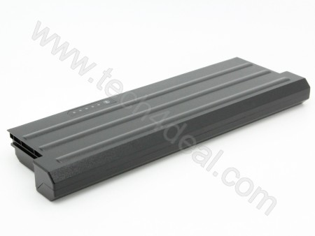 DELL Latitude E5400 E5410 E5500 E5510 9-Cell 11.1V 6600mAh Replacement Laptop Battery