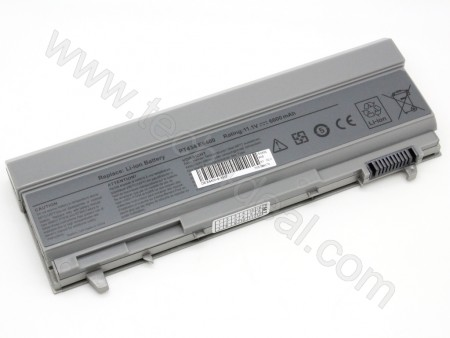 DELL Latitude E6400 11.1V 6600mAh 9-Cell Replacement Laptop Battery