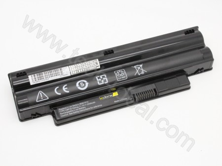 Dell Inspiron Mini 1012 11.1V 2200mAh 3-Cell Black Replacement Laptop Battery