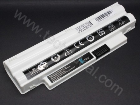 DELL mini 1012 White 3-Cell 11.1V 2200mAh Replacement Laptop Battery