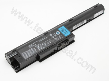 Fujitsu LH531 BH531 SH531 6-Cell 10.8V 4400mAh Replacement Laptop Battery