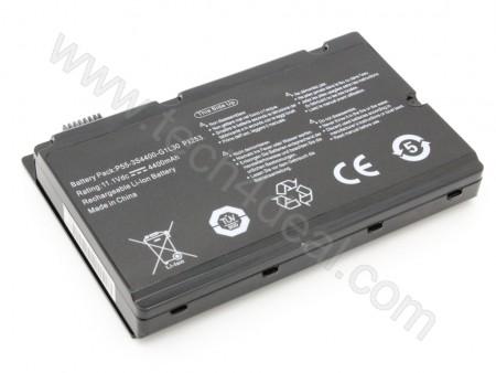 Fujitsu Amilo Pi2530 Pi2450 Pi2550 6-Cell 11.1V 4400mAh Replacement Laptop Battery