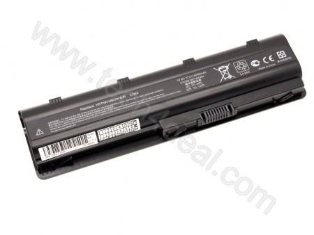 HP G62 10.8V 4400mAh 6-Cell Replacement Laptop Battery
