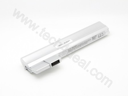 HP Mini 210-2001 10.8V 4400mah 6-Cell Silver Replacement Laptop Battery