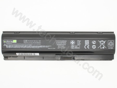 HP TM2 10.8V 4400mAh 6-Cell Replacement Laptop Battery