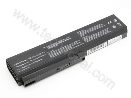LG R410 R510 6-Cell 11.1V 4400mAh Replacement Laptop Battery