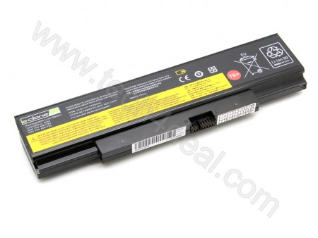Lenovo  E555 E550 10.8V 4400mah Black  Replacement Battery