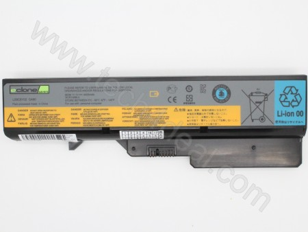 Lenovo G570 11.1V 4400mAh 6-Cell Replacement Laptop Battery