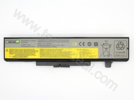 Lenovo G580 11.1V 4400mAh 6-Cell Replacement Laptop Battery