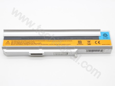 Lenovo N100 6-Cell 11.1V 4400mAh Replacement Laptop Battery