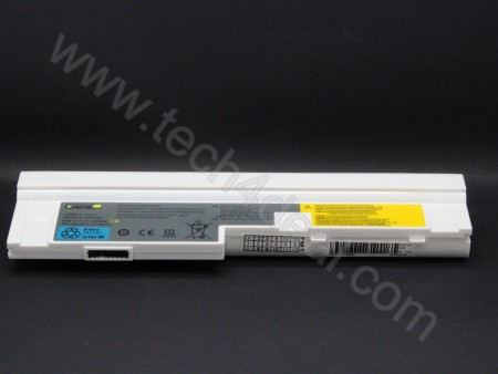 Lenovo S100 S10-3 U160 U165 M13 11.1V 4400mAh 6-Cell Replacement Laptop Battery - White