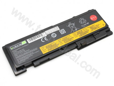 Lenovo ThinkPad T430s 11.1V 4400mAh 6-Cell Replacement Laptop Battery