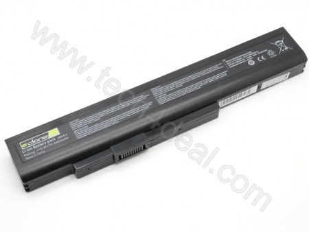 MSI A32-A15 10.8V 4400mAh 6-Cell Replacement Laptop Battery