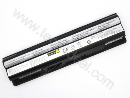 MSI BTY-S14 11.1V 4400mAh 6-Cell Replacement Laptop Battery