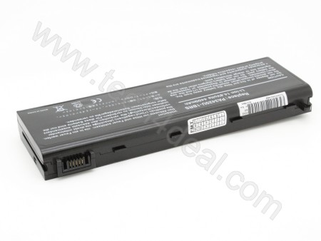 TOSHIBA PA3420U PA3450U L100 L10 L20 L30 L35 Series 8-Cell 14.8V 4400mAh Replacement Laptop Battery