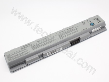 TOSHIBA PA3672U Satellite E100 E105 Series 8-Cell 10.8V 4400mAh 48Wh Replacement Laptop Battery
