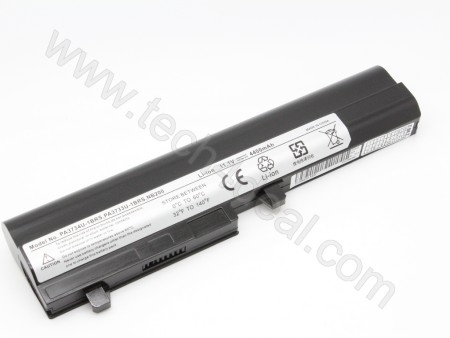 TOSHIBA PA3732U NB200 Series 6-Cell 11.1V 4400mAh Replacement Laptop Battery