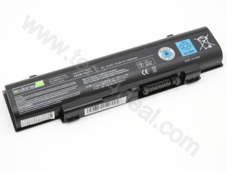 TOSHIBA PA3757U L45 10.8V 4400mAh 6-Cell Replacement Laptop Battery