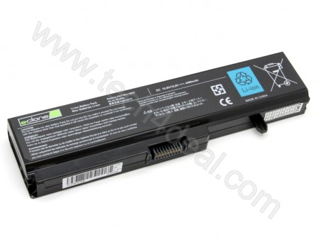 TOSHIBA PA3780U L45 10.8V 5200mAh 6-Cell Replacement Laptop Battery